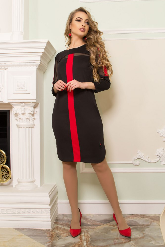 8b83482841c Купить красивое трикотажное платье недорого