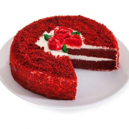 Торт Красный бархат Асату 500 гр.