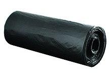 Мешки для мусора 20 шт. черные 880*190