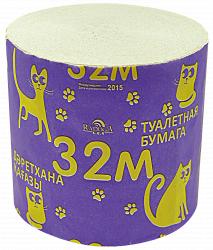"""Туалетная бумага """"32 метра"""" 10 штук"""