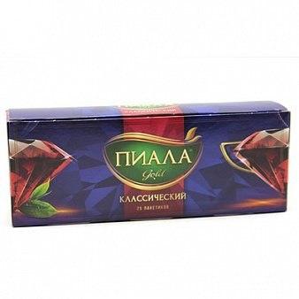 Чай Пиала Gold пакетированный Пиала 25, 50, 100 штук