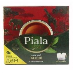 Чай Пиала 100 пак.