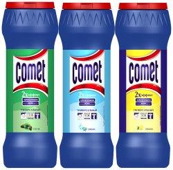 Чистящее средство порошок Комет 400 гр.