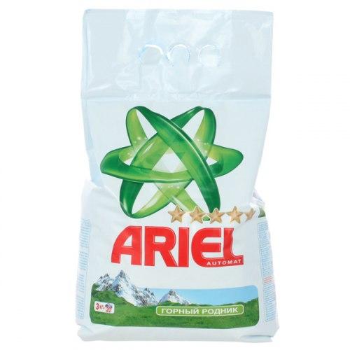 Стиральный порошок Ariel 4.5кг