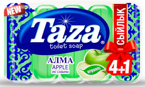 Мыло Taza 4+1