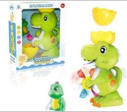 """""""Динозаврик"""" водная игрушка для ванны"""