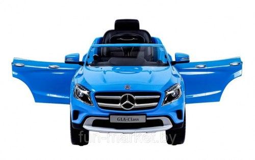 Детский автомобиль электромобиль Chi Lok Bo Mercedes-Benz GLA / 653R (белый)