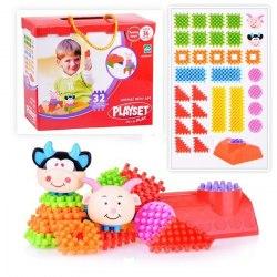 Конструктор развивающий для малышей 32 детали