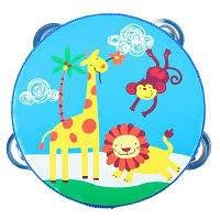 Бубен Жираф