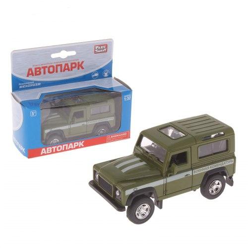 Военная машина в коробочке