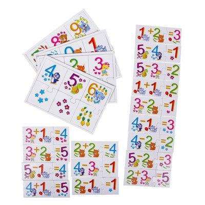 Для Малышей. Счет. Набор обучающий. 3 в 1. Фигурка в подарок Origami