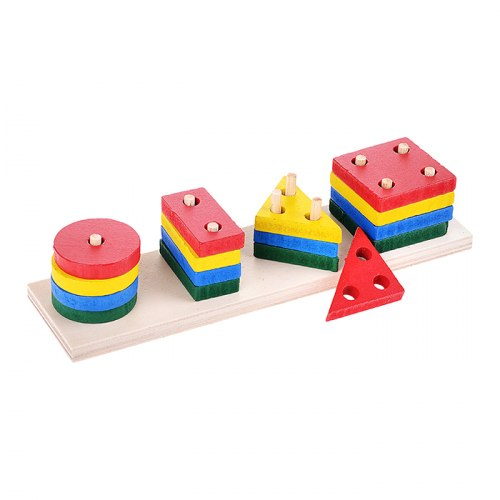 Пирамидка 5 Фигур