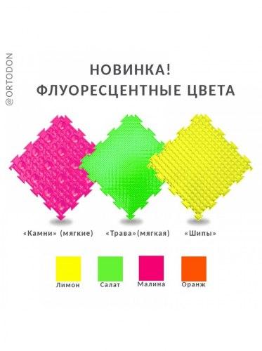 """Коврик ОРТО Микс 8 пазлов """"Светлячок"""" Ортодон """"Светится в темноте"""" + подарок"""