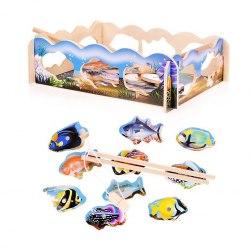 """Рыбалка """"Рыбки в бассейне"""" + 2 удочки"""