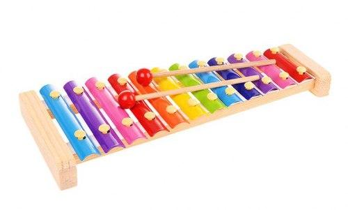 Ксилофон деревянный 12 тонов