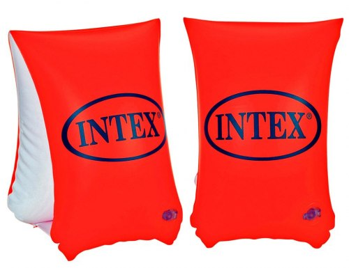 Нарукавники надувные Deluxe, 23*15 см, 3-6 лет INTEX