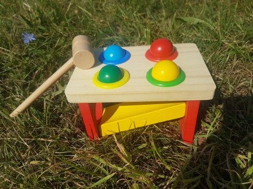 """Стучалка """"Разноцветные шарики"""""""