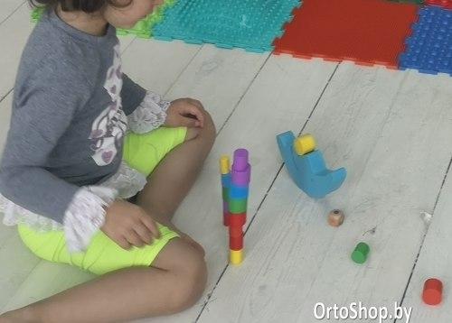 """Деревянная игра Балансир """"На луне"""""""