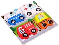 """Рамка-вкладыш """"Транспорт"""" для малышей"""