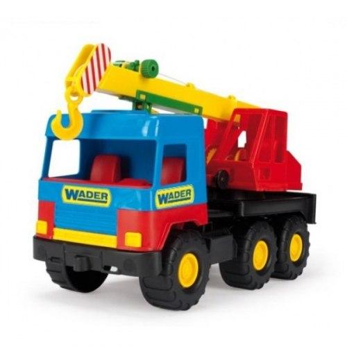Подъемный Кран Middle truck