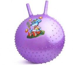 """Мяч-прыгун с рожками """"Дружок"""" 45 см"""