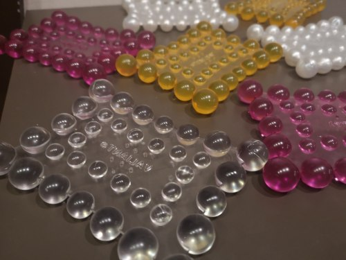 "Мыльница Valiant ""Clear Aqua"", цвет: прозрачный, 13,5 х 10 см, 2 шт VALIANT"