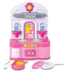 """Кухонный набор """"Домашний очаг"""" со световыми и звуковыми эффектами EstaBela"""