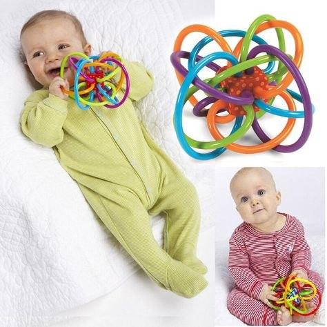 Головоломка прорезыватель для малышей