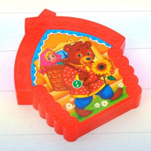 Музыкальная игрушка «В гостях у мишки»