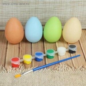 """Пасхальный набор для творчества Щенячий патруль """"Разрисуй яйцо"""""""