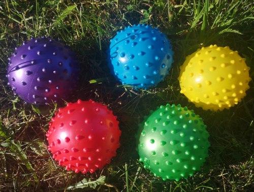 """Массажный мячик """"Полезный Ежик"""" 8 см"""