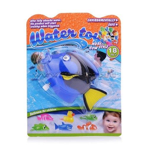 """Заводная игрушка для ванны """"Рыбка Дори"""""""