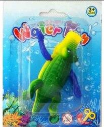 """Заводная игрушка для ванны """"Лягушонок"""" или """"Крокодильчик"""" или """"Морской котик"""""""