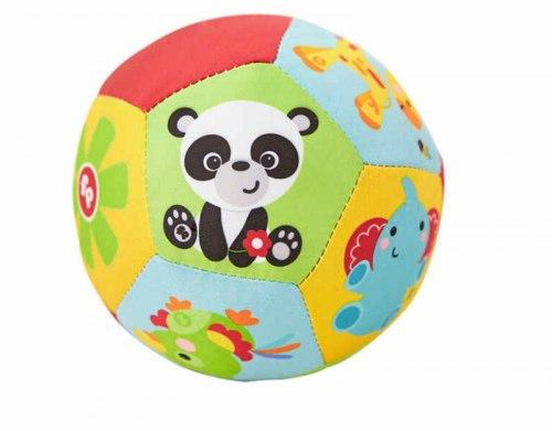 "Мягкий мячик ""Зоопарк"" 16 см"