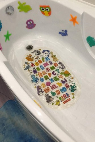 """Коврик для ванны """"Азбука"""""""