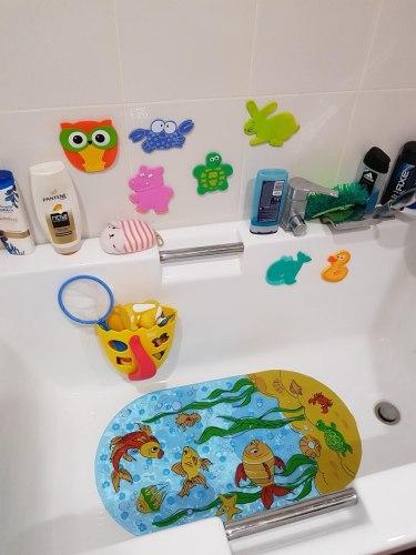 """Коврик для ванны """"Подводный мир"""""""