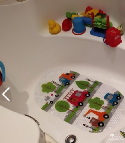 "Коврик для ванны ""Машинки"" Valiant"