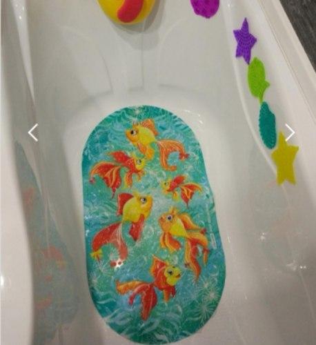 """Коврик для ванны """"Золотые рыбки"""""""