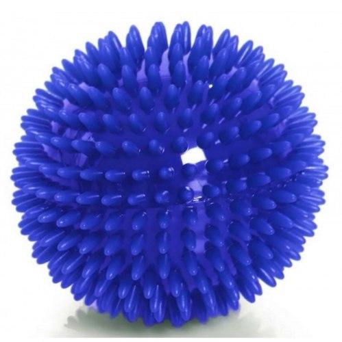 Мяч массажный 9 см, жесткий (красный, салатовый, синий)