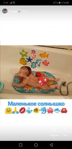 """Набор """"В царстве золотой рыбки"""" большой коврик + 8 мини-ковриков"""