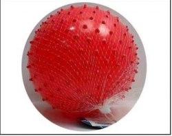 """Массажный мячик с пупырышками, мягкий """"Ёжик"""" 14 см"""