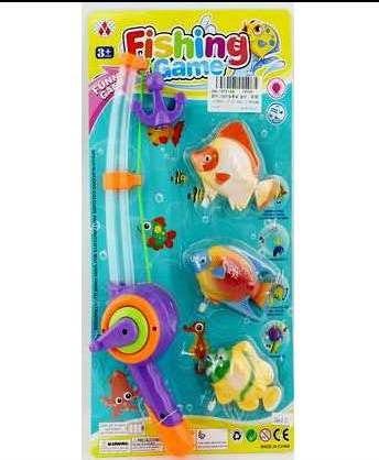 """Игровой набор """"Рыбалка"""" заводные рыбки"""