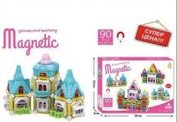 """Магнитный конструктор """"Magnetic"""" 90 деталей"""