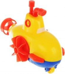 """Заводная игрушка для ванны """"Подводная лодка"""""""