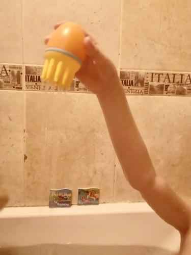 Осьминожка лейка для ванны