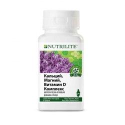 NUTRILITE™ Кальций, магний, витамин D комплекс 90 табл. NUTRILITE™