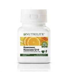 NUTRILITE™ Комплекс Коэнзим Q10 60 капсул NUTRILITE™