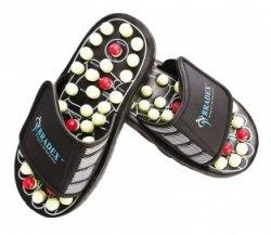 Тапочки рефлекторные, размер: 36-37, 38-39, 40-41 «СИЛА ЙОГИ» BRADEX KZ 0017