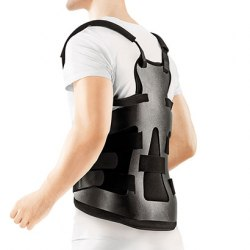 Корсет ортопедический грудопоясничный с пластиковой рамой ORLETT ПОЛНОЙ СТЕПЕНИ ФИКСАЦИИ ORLETT LSO-991