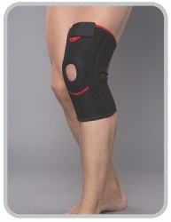 Бандаж на коленный сустав ARK2102B PROLIFE ORTO ARK2102B